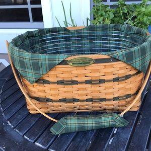 Longaberger Family Basket (4 pcs)